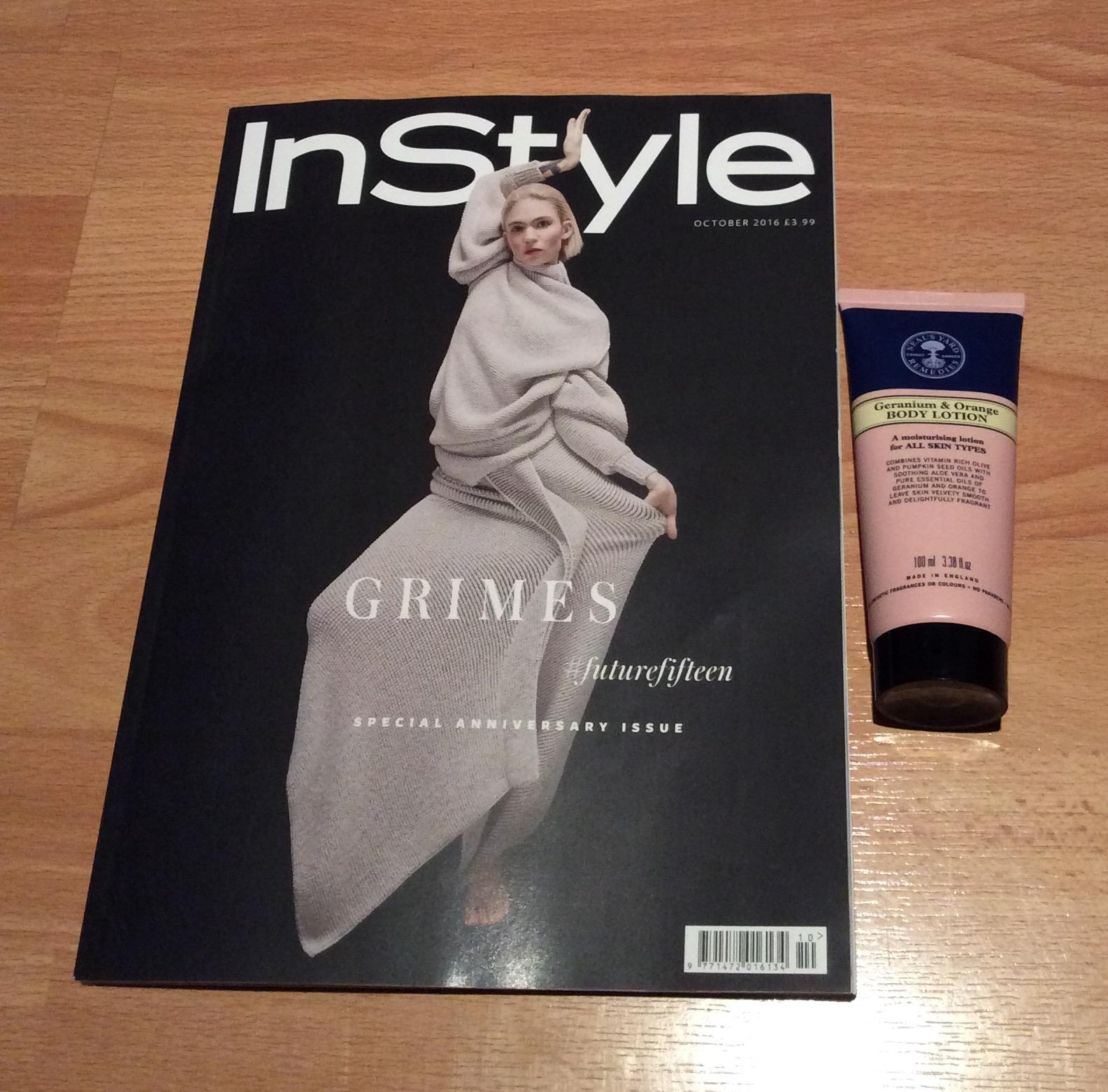 Magazine Freebies October 2016 Beauty Fashion Chit Chat