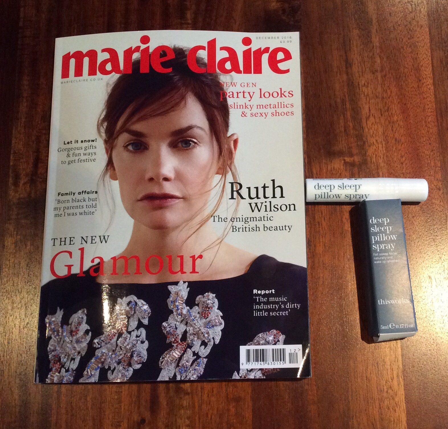 glamour magazine subscription free gift