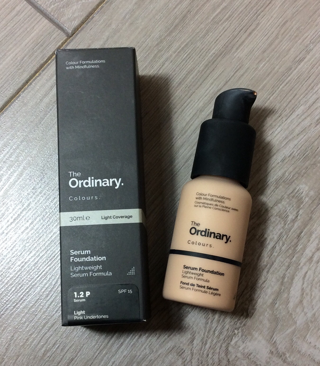 Review The Ordinary Serum Coverage Foundations Beauty Fashion Chit Chat