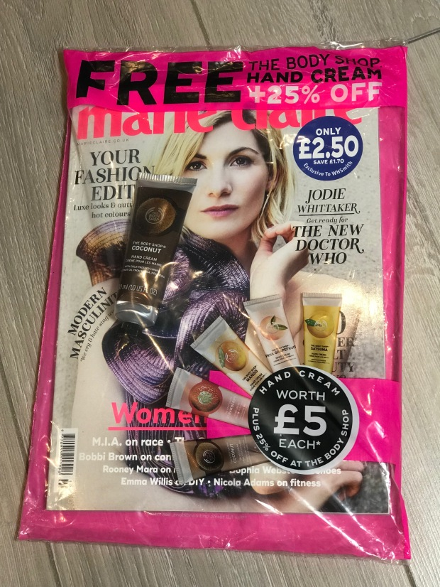 glamour magazine subscription free gift